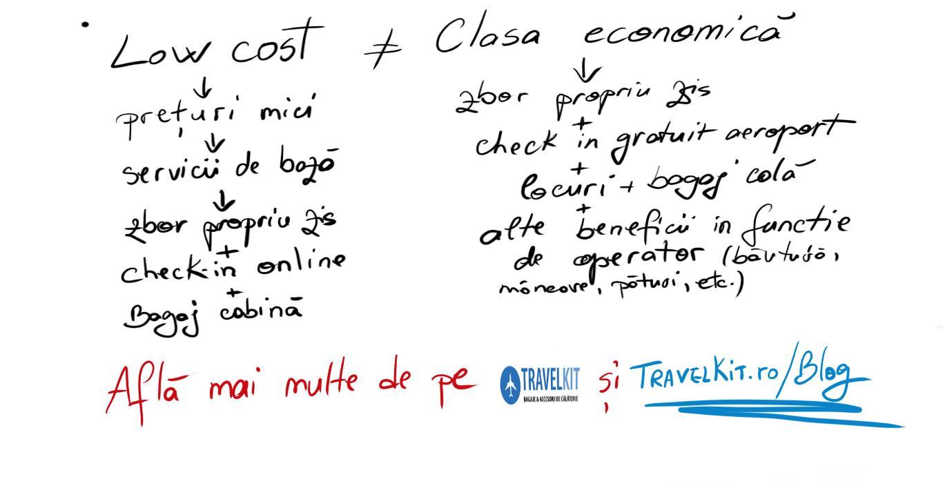 low cost clasa economica