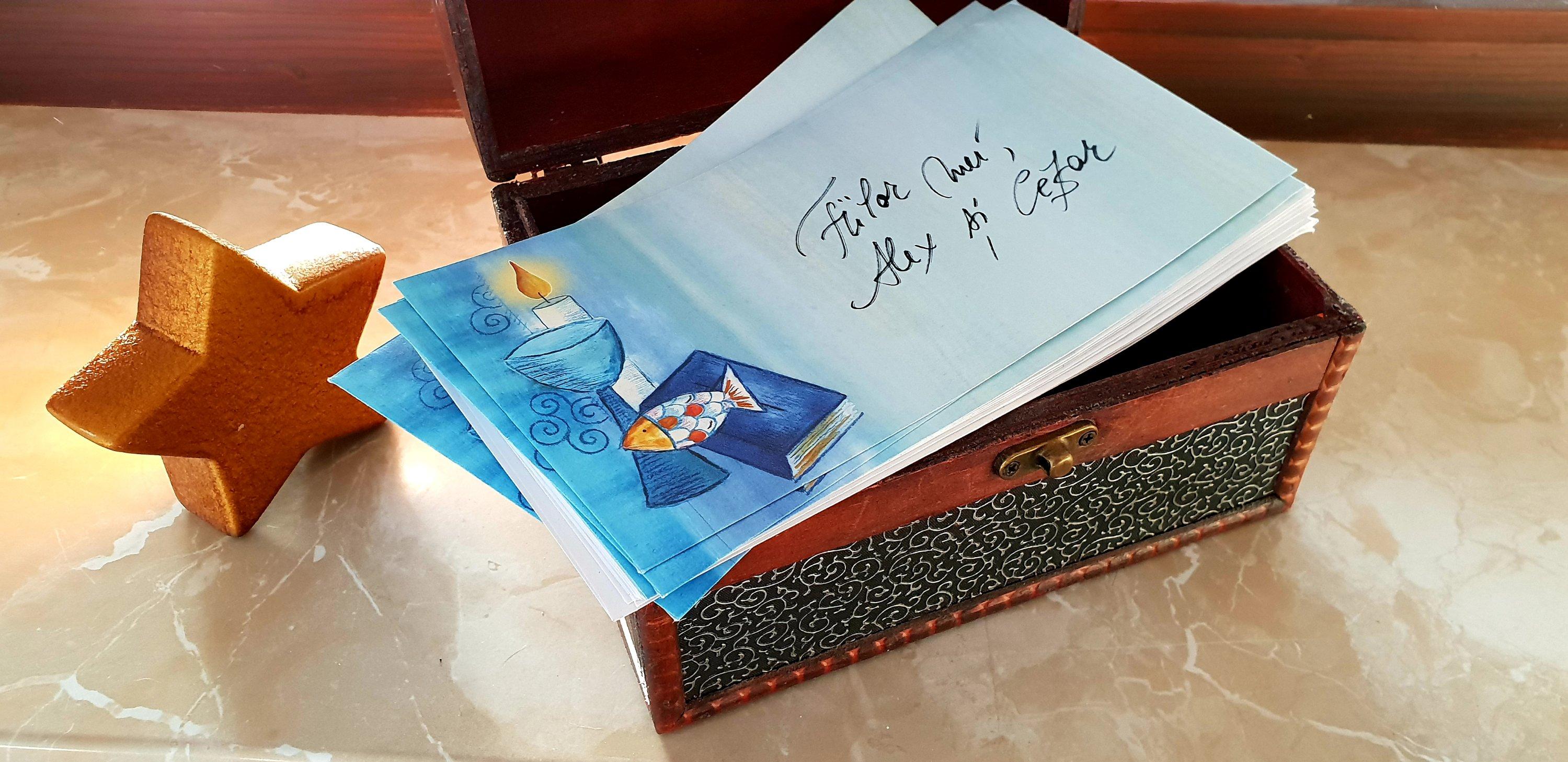 cadou personalizat scrisori