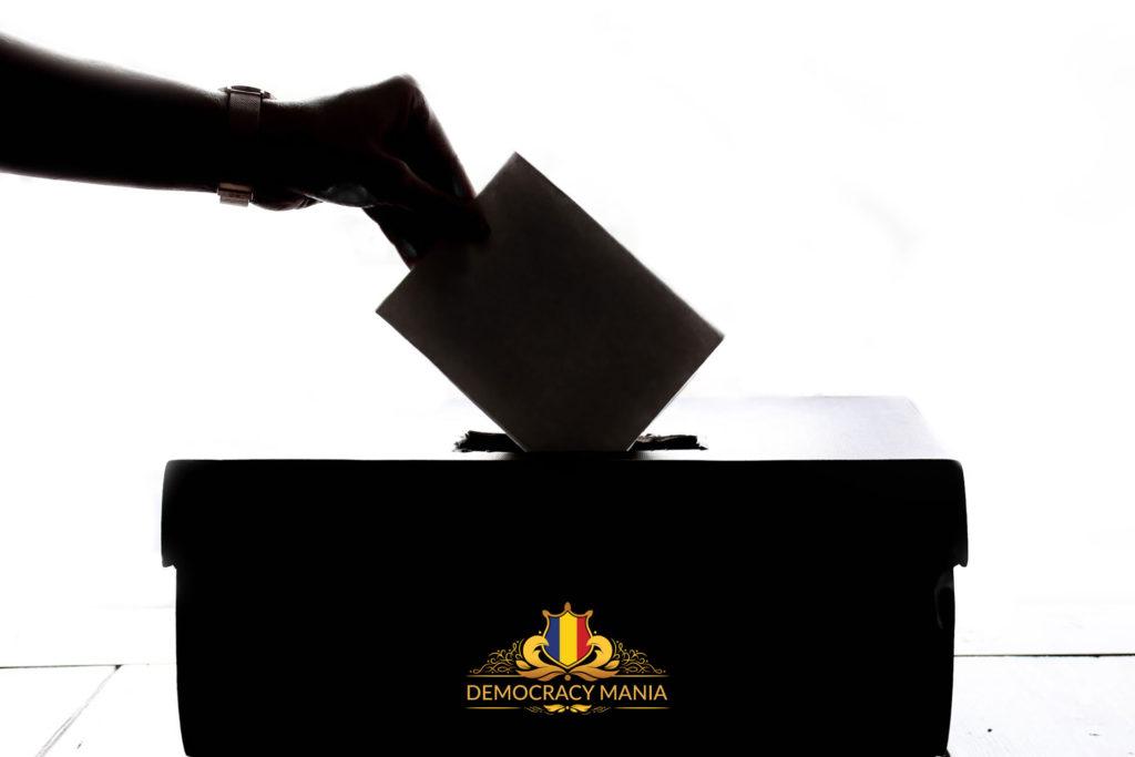 voteaza democratic