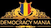 democrație democracy mania